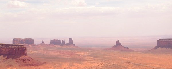 8740 Dusty Monument Valley