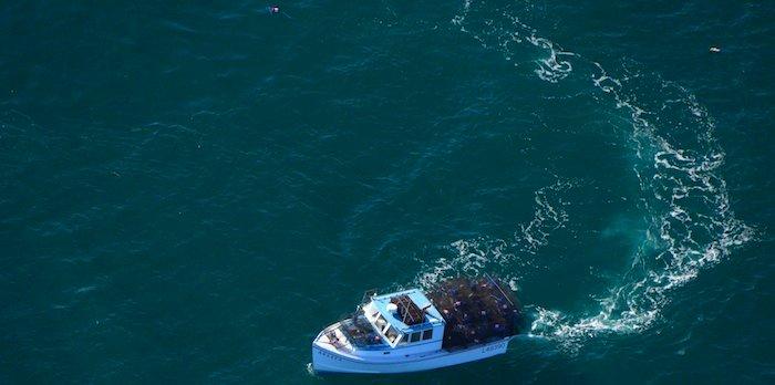6366 Lobster Boat