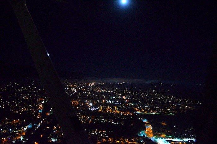 6395 Distant Glow