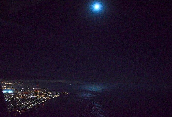 6412 Moon Over UCSB