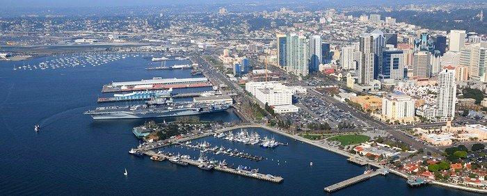 0015 Seaport Village & Waterfront