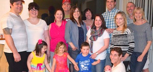 1147 Warm Family