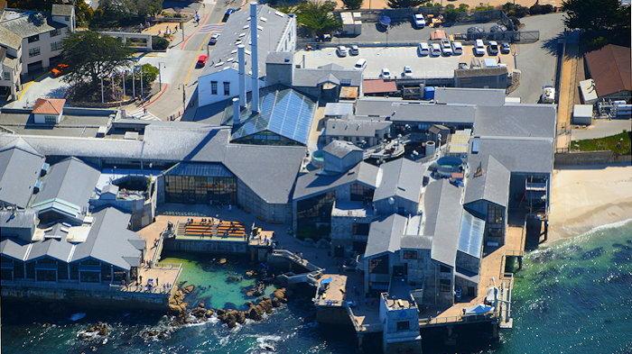5415 Monterey Bay Aquarium