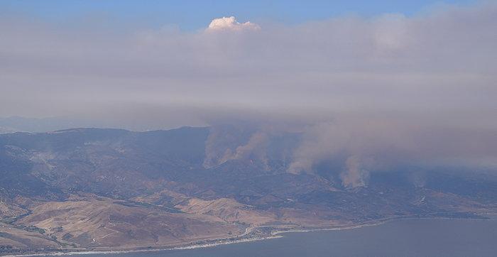 7419 Sherpa Fire Perimeter
