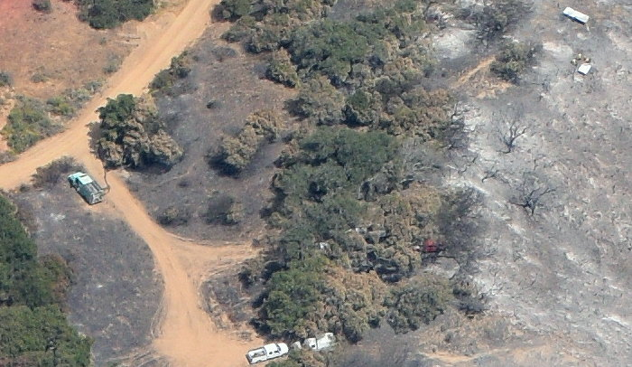 7746 Sherpa Fire Investigation?