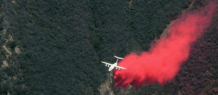7876 BAe 146 PhosChek Drop