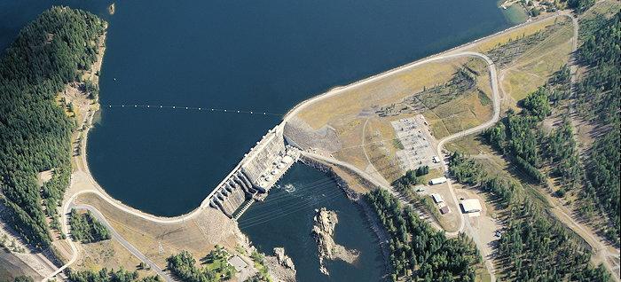 2570 Noxon Rapids Dam