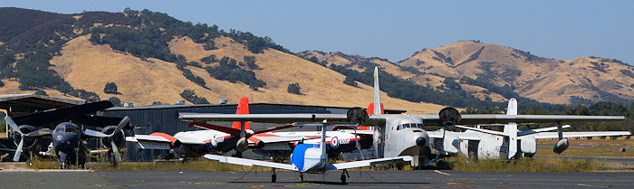 3243 Aircraft Boneyard