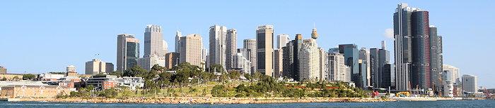9000 Sydney Skyline