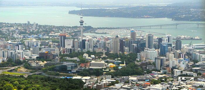 9807 Auckland Aerial