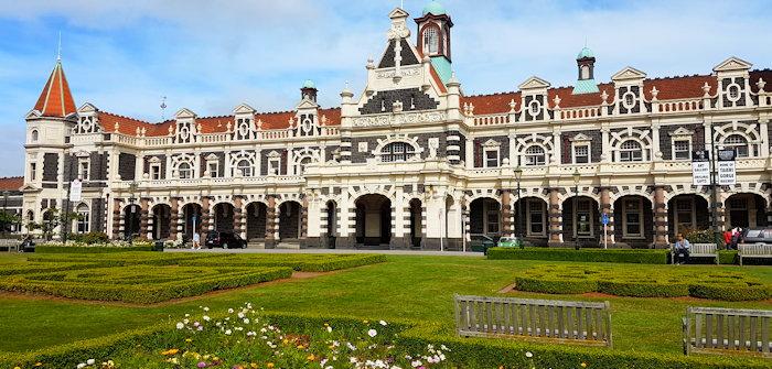 163834 Train Station