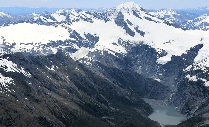 1649 Glaciers & Mt. Aspiring
