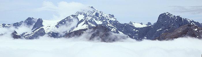 1910 Peeking Peaks