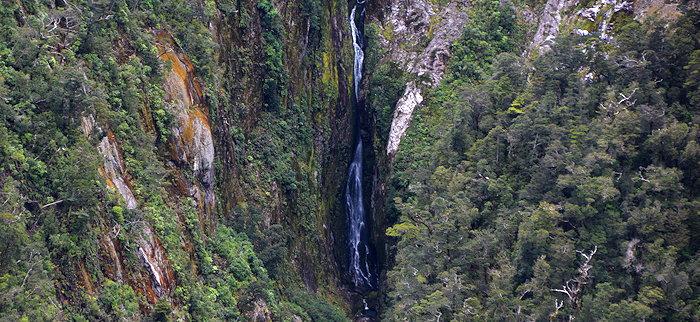 1947 High Hidden Falls