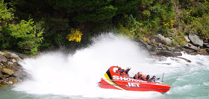 2856 Noisy Shotover Gorge