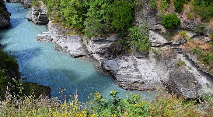 2873 Silent Shotover Gorge