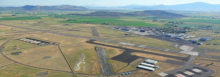 3408 Klamath's Kingsley Airport