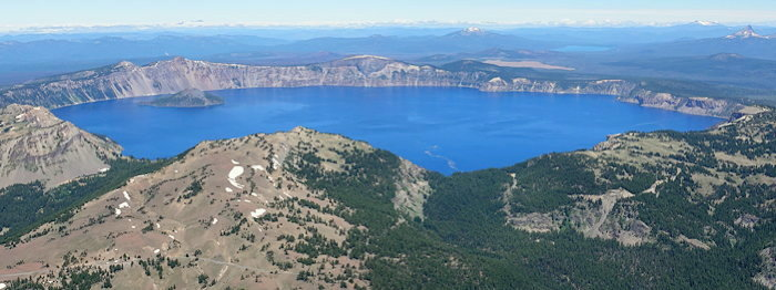 3507 Crater Lake