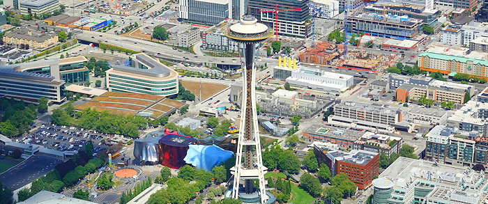 3768 Space Needle & Gehry