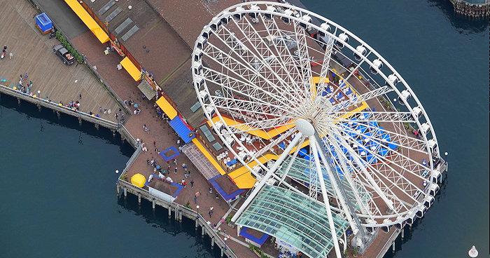 3928 Seattle Great Wheel