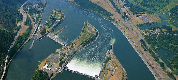 8759 Columbia Dams & Locks