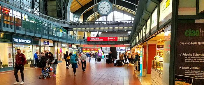 091148 Hamburg Station