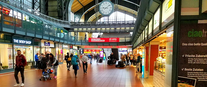 091148 Hamburg Station