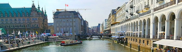 133037 Hamburg Canal