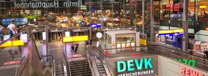 210814 Berlin At Night