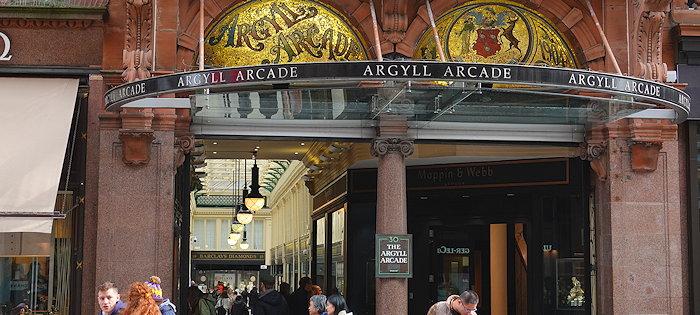 7956 Old Arcade Entrance
