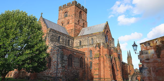 8055 Carlisle Cathedral