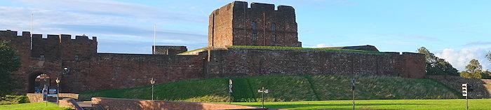 8072 Carlisle Castle