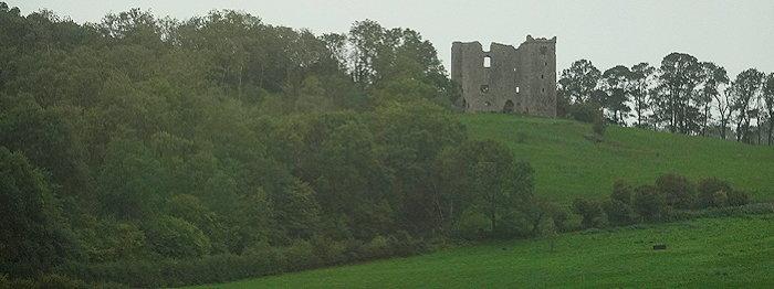 9383 Ruin Near Arnside